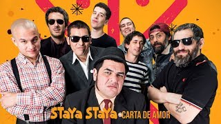 Staya Staya Carta de amor video clip