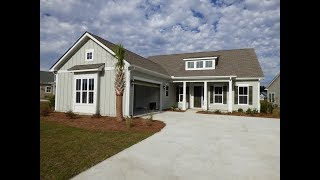 New Hampton Lake Home With Three Bedrooms And Water View in Bluffton SC