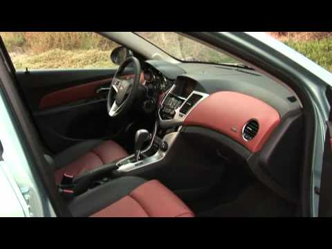 Wonderful 2013 Chevy Cruze Interior
