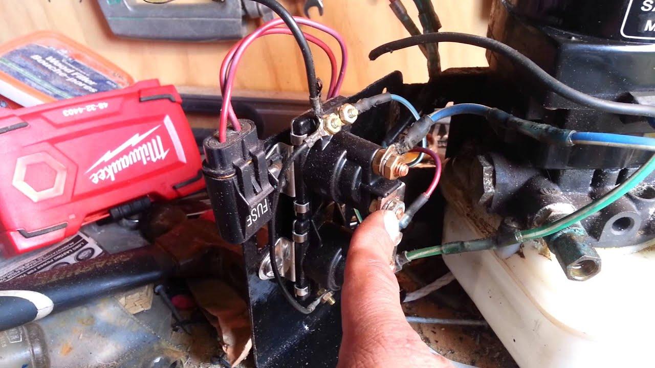 1978 Mercruiser Trim Pump Wiring Diagram Get Free Image About Wiring