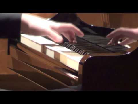 Misha Krivoruchko plays Chopin/Godowsky Study op.10/1 (2nd version)