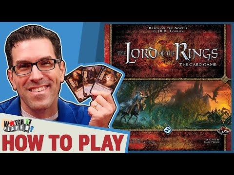 Lord Of The Rings Lcg Learn To Play