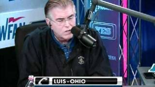 WFAN Mike Francesa tells caller Roberto Clemente