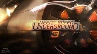My Vision - Need for Speed Underground 3