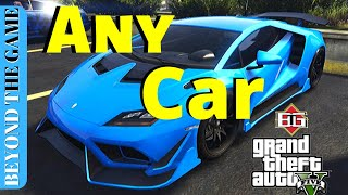 [Live] GTA 5 Live Online : ANY CAR MeeT : Follow Each Step In The description to join 3rd + 4th Show