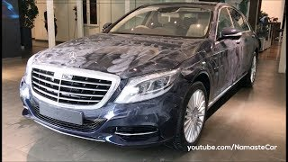 Mercedes-Benz S-Class W222 2017 | Real-life review
