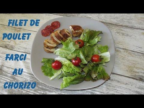 filet-de-poulet-farci-au-chorizo