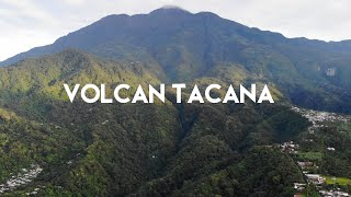 Climbing the Tacaná volcano in Chiapas - We went up in Mexico and came down in Guatemala 😱