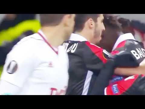 Nice vs Lokomotiv Moscow 2-3 - Highlights & Goals