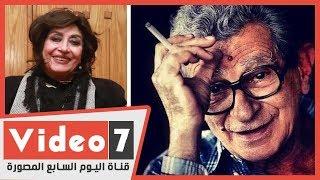 في ذكري ميلاده ..ماذا قالت سهير المرشدي عن تجربتها مع يوسف شاهين ؟