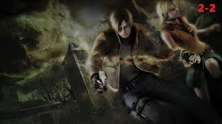 Resident Evil 4 Stage 2 2