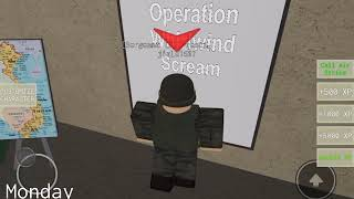 Becoming the U.S army's best soldier ||| Army simulator roblox | Life of a true soldier [READ DESC]