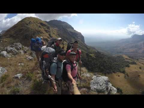 Chimanimani Winter Hike 2015