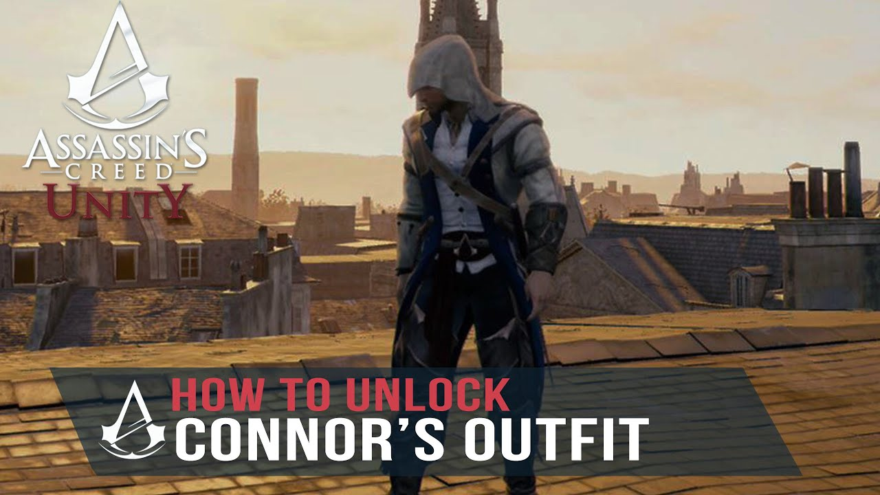 Assassin S Creed Unity How To Unlock Connor S Outfit Gameplay