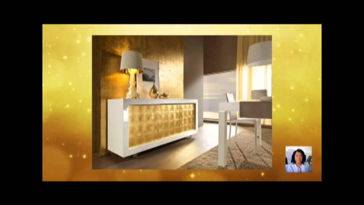 El dorado y plateado en la decoraci n de interiores youtube - Youtube decoracion de interiores ...