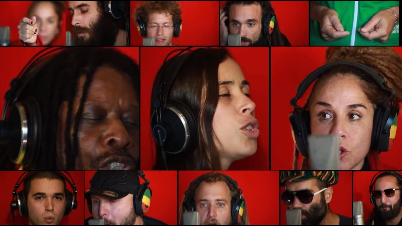 Download Happy 70th Birthday Bob Marley - Could You Be Loved [Acapella Version 2015] #MARLEY70