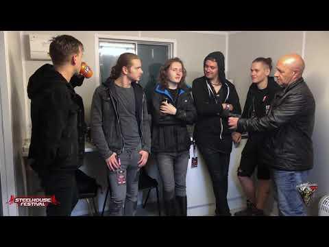 Mason Hill Interview @ Steelhouse Festival 2018
