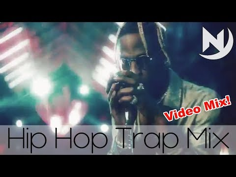 Best Hip Hop & Trap Party Mix 2018   Rap Urban Bass Boosted Party Hype Music #83