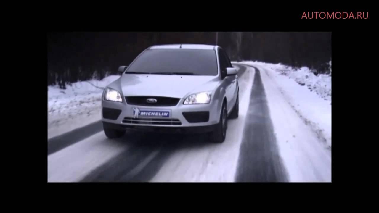 Škoda Octavia mk3 1.8 dsg6 4x4 (снег) - YouTube