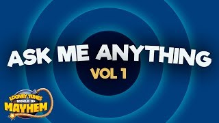 Looney Tunes World of Mayhem | Ask Me Anything Vol. 1