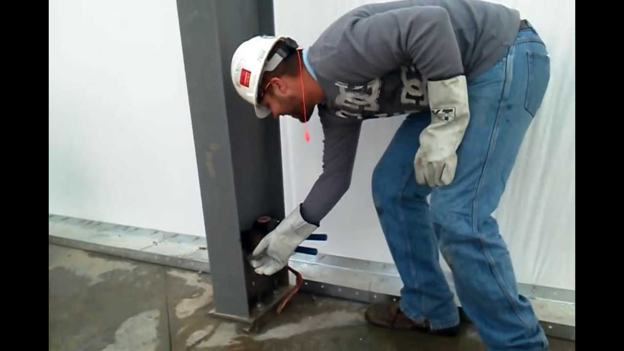 Mid Missouri Electricians Bonding Structural Steel With