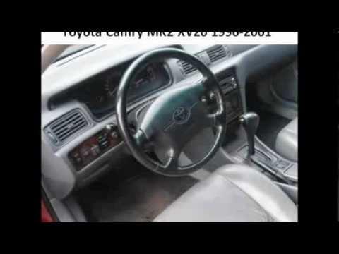 Toyota Camry Mk2 Xv20 1996 2001 Diagnostic Obd Port