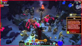 Torchlight II - Act 2 Gameplay [Direct Feed] (PAX Edition)