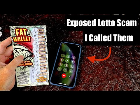 Missouri Lotto Scratch off Tickets Rigged *CAUGHT ON CAMERA*