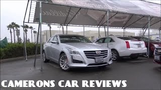 Baixar - 2016 Cadillac Cts Luxury Review A 5 Series Killer Camerons Car Reviews Grátis