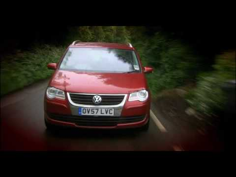 Volkswagen Touran review | Parkers