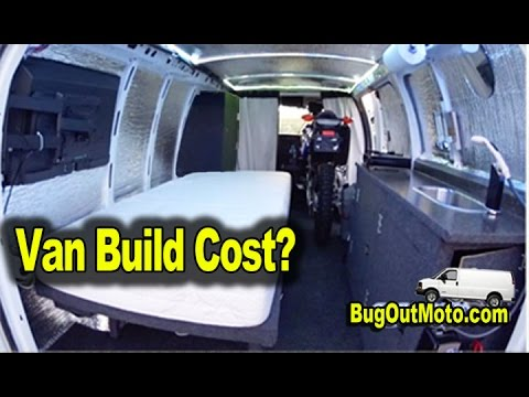 cost-to-build-my-bug-out-van-|-time-lapse-of-van-build