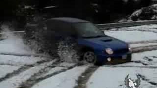 Wreckless Snow Driving thumbnail