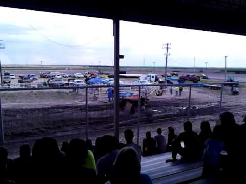7/7/13 mud bog Thomas County Speedway