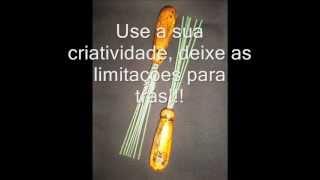 Baqueta vassourinha caseira.wmv