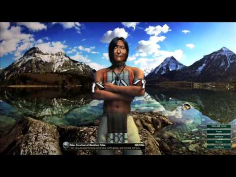 The Blackfoot Confederacy - Crowfoot | Peace