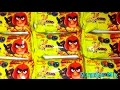 ЭНГРИ БЁРДС В Кино - НОВЫЕ фишки в круассанах ЧИПИКАО CHIPICAO Angry Birds Movie croissant SURPRISES