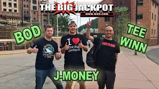🔴 THURSDAY NIGHT BOOMS INCOMING! with B.O.D, TEE WINN & J-MONEY | The Big Jackpot