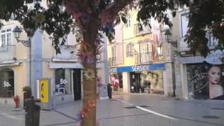 Португалия. Прогулки в городе Сетубал. 1