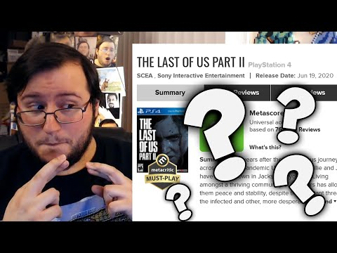 The Last Of Us Part 2 First Reviews W/ Metacritic & Opencritic Scores REACTION