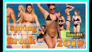 Spring Break 2019 / Fort Lauderdale Beach / Video #93