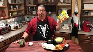 Vinnie&#39s Vittles Fish Stick Tacos