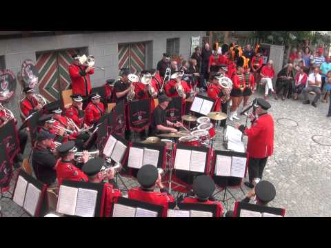 Fire and Rescue NSW Band and Marching Team - Swiss Tour 2015, Andermatt