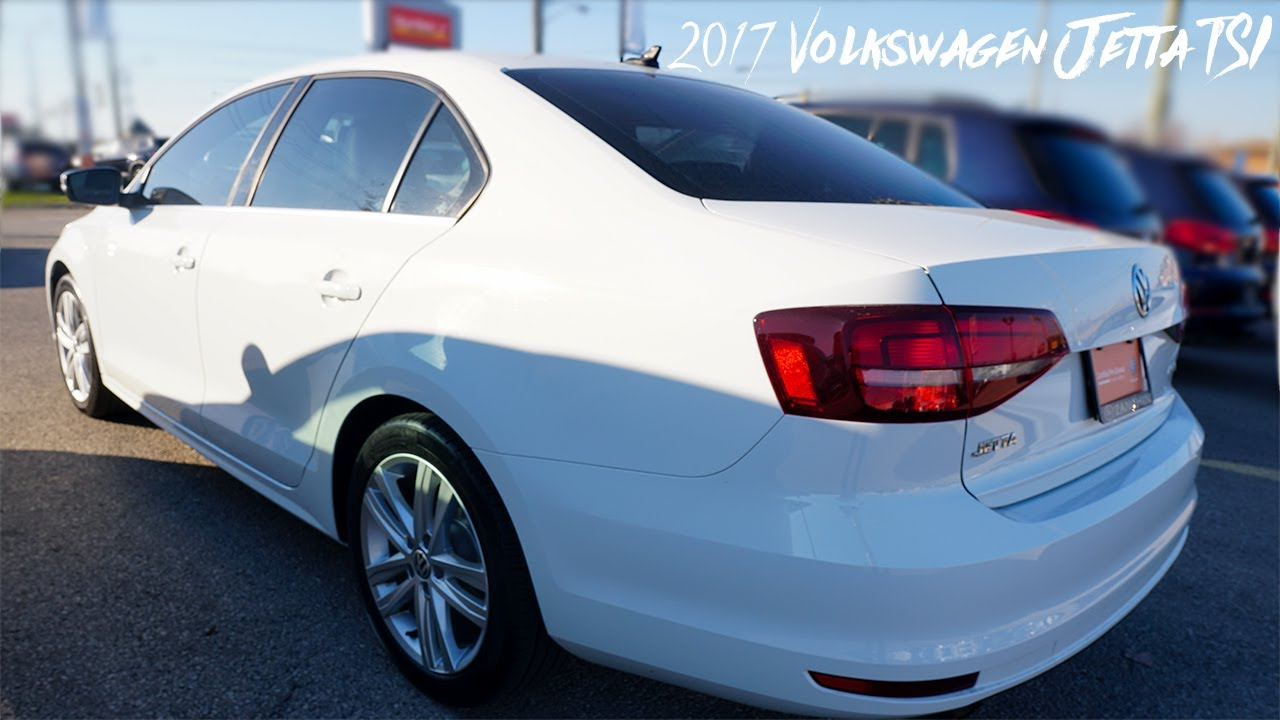 2017 Volkswagen Jetta TSI Walkaround