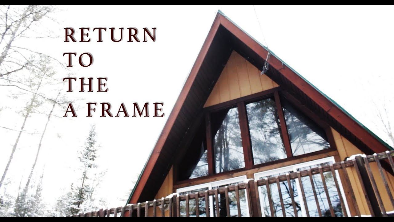 80: Return to the A-Frame - YouTube