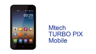 Mtech TURBO PIX Mobile Specification [INDIA]