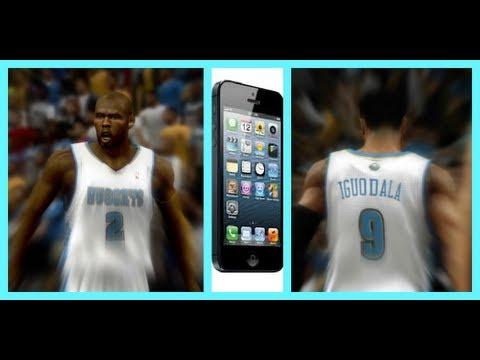 NBA 2k13 My Career - Iphone Malfunction - Emotional Iggy- Jeremy Evans 2.0