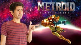 Metroid Samus Returns! (3DS) BLIND PLAYTHROUGH! Come hangout!
