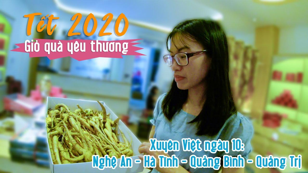 Hành trình xuyên Việt xin Đặc Sản làm từ thiện - Giỏ quà yêu thương - Ngày 10