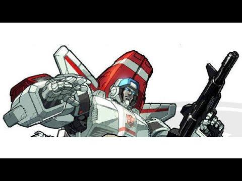 Transformers Origins: Jetfire!