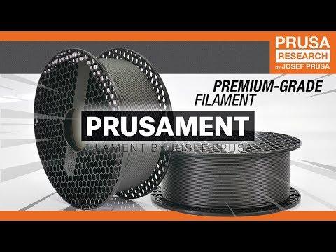 0 - Prusa Research startet Verkauf von selbst hergestellten 3D-Druck Filamenten